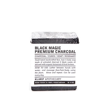 Black Magic Charcoal Soap