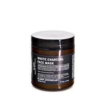 White Charcoal Mask