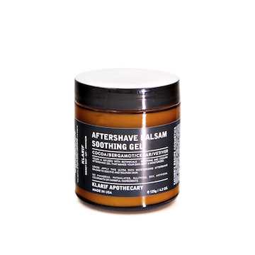 Aftershave Balsam Soothing Gel
