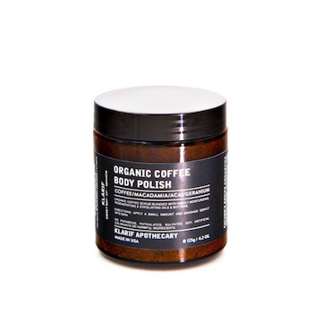 Organic Coffee Body Polish